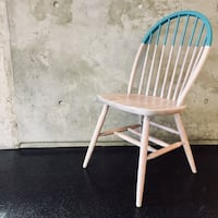 Colour-dipped Windsor Chair Vancouver, V6B
