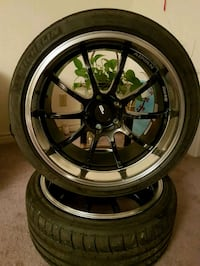 Advan RS-D For BMW / Benz Markham, L3P 7M4