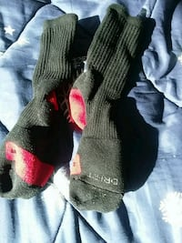 pair of black-and-red socks Dickerson, 20842