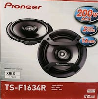 Pioneer 6 1/2 speakers Las Vegas, 89106