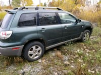 2003 MITSUBISHI OUTLANDER PARTS Maple Heights, 44137