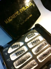 Magnetic Eyelashes / One case Two pair