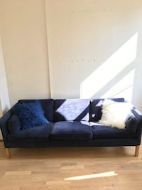 Designed sofa from 60s NORELL Oslo, 0256
