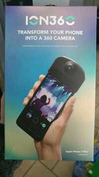 Ion 360 camera for phone brand new Bloomington, 61701