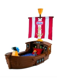 Little Tikes Pirate ship bed Newmarket, L3X 2W9