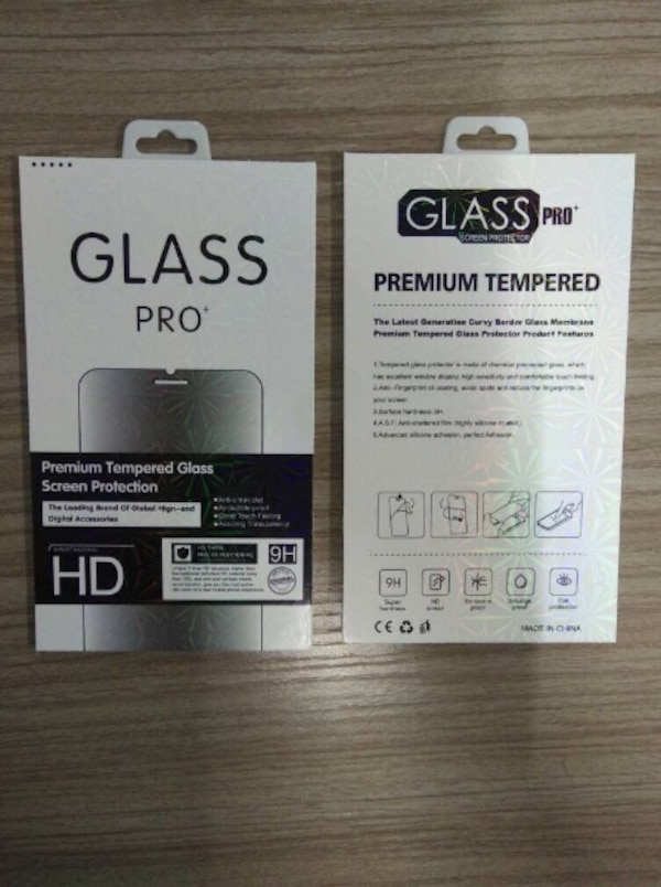 iPhone 7 Plus And iPhone 8 Plus Screen Protectors