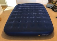 Coleman queen size air mattress Knoxville, 37932