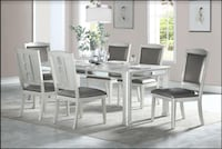 Brand New Table & 6 Chairs Just $799! New York, 11435