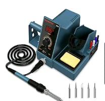 Soldering Iron Station 392℉-896℉ Adjustable NEW ½ PRICE