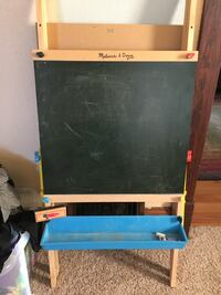 Melissa and Doug Easel- Eraser Included