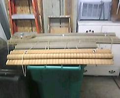 Bamboo Style  Blinds