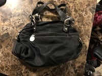 black leather 2-way handbag Vernon Rockville, 06066