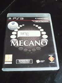PS3 SingStar mecano Barcelona, 08002