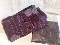 Purple Sheer Curtains Clearview, L0M