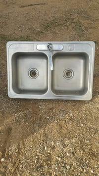Stainless sink with Faucet Kingman, 86409