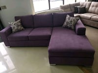 CUSTOMIZED PILLOW SECTIONAL  Toronto, M9V 3Y6
