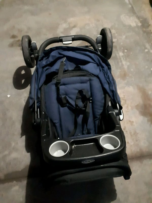 Graco click and connect 3 in 1 stroller car seat and base 3