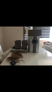 Samsung DVD Home Theater System 5+1 ses sistemi