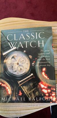 the classic watch.. book Munhall, 15120