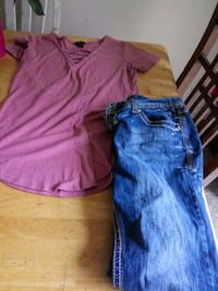 Rue 21 shirt and Aryla Deans pants  South Salt Lake, 84115