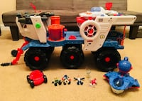 Imaginext SuperNova Battle Rover (sells for $300 on Amazon) $50   Woodbridge, 22193