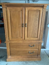solid oak antique furniture
