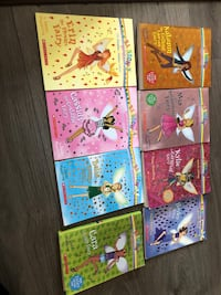 Rainbow Magic fairy book collection