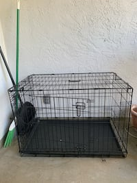 Basic Wire Dog Crate Menlo Park, 94025