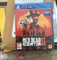 RED DEAD REDEMPTIOM 2 ps4 Madrid, 28050