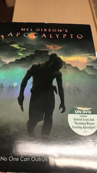 Brand new Apocalypto DVD Oroville, 95966