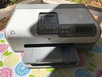 HP Color Printer with new ink and paper