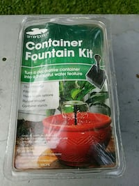 Container Fountain Kit