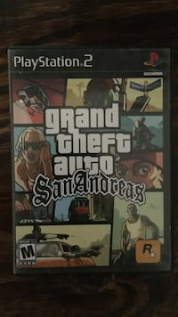 Grand Theft Auto PlayStation 2 games