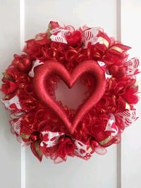 Valentine's ❤ Wreath