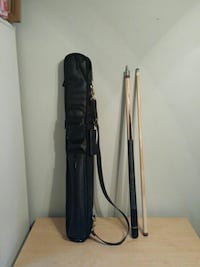 Professional orchid 20 cal pool cue