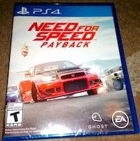 NEED FOR SPEED PAYBACK PS4 Cubas de la Sagra, 28978