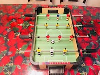 red and green foosball table Philadelphia, 19114