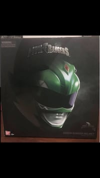 Green ranger helmet  Chicago, 60639