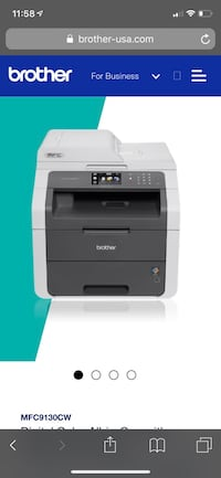 Brother Printer MFC9130CW