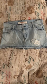Mini jean skirt size 11 woman/junior Des Moines, 50317