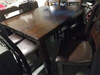 Dining Table and Chairs Oceanside, 92056