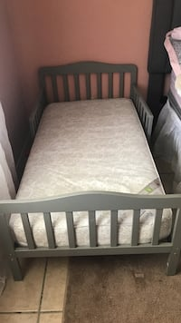 45 just bed and 65 for mattress included daughter hardly sleeps on it  El Paso, 79924
