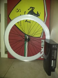 Painting, Track wheel, PS3. Cudahy, 90201