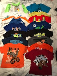 9-12 month boys (15 shirts) Albany, 12208