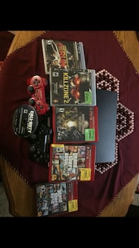 assorted Xbox 360 game cases Red Deer, T4N