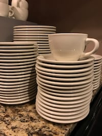 Appetizer plates and cups Leesburg, 20175