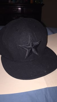 black and gray Dallas Cowboys cap Manassas, 20109