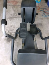 Elliptical works manually. Wires to motor need fix Vaughan