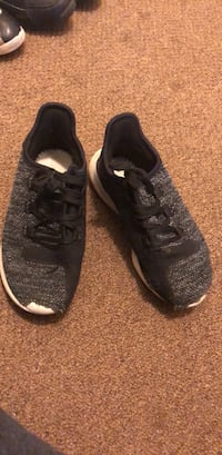Boys size 2 adidas, a little ripped great play shoes  Taunton, 02780