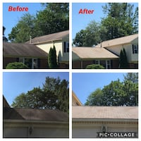 Roof cleaning Greenbelt
